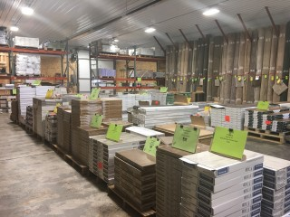 Discount flooring and supplies